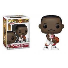 Nba: Funko Pop! Basketball - Legends- Hakeem Olajuwon (Rockets Home) -