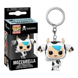 Tokidoki: Funko Pop! Keychain - Mozzarella -