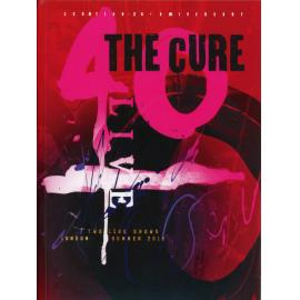 40 Live (Curætion-25 + Anniversary) - The Cure