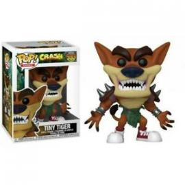 Funko - Games: Crash Bandicoot - Tiny Tiger POP! Vinyl /Toys -