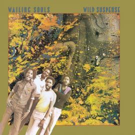 LP-WAILING SOULS-WILD SUSPENSE -HQ- - Wailing Souls