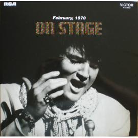 On Stage (February, 1970) - Elvis Presley