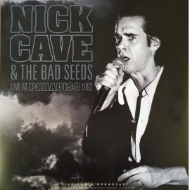 Live At Paradiso 1992 - Nick Cave & The Bad Seeds