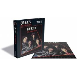 Queen Greatest Hits (500 Piece Jigsaw Puzzle) - Queen