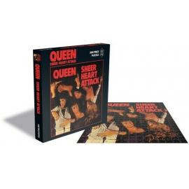 Queen Sheer Heart Attack (500 Piece Jigsaw Puzzle) - Queen