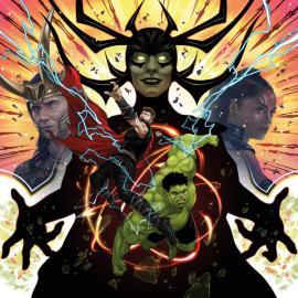 Thor: Ragnarok  - Mark Mothersbaugh