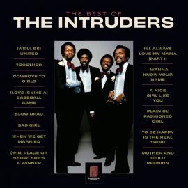 The Best Of The Intruders - The Intruders