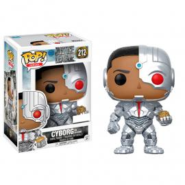 FUNKO - EXCLUSIVE CYBORG AND MOTHERBOX #212 -