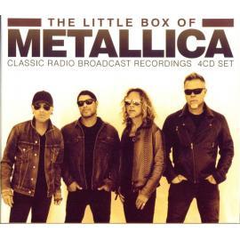 The Little Box Of Metallica-METALLICA -