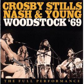 Woodstock '69 - Crosby, Stills, Nash & Young