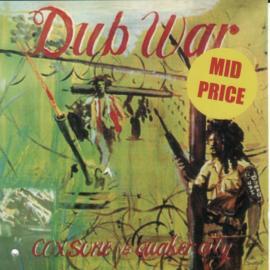Dub War (Coxsone Vs Quaker City) - Scientist