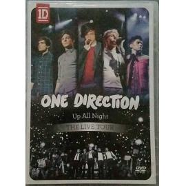 Up All Night - The Live Tour - One Direction