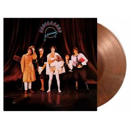 CONTRABAND (180g) (Limited Numbered Edition) (Orange & Black Mixed Vinyl) - Golden Earring