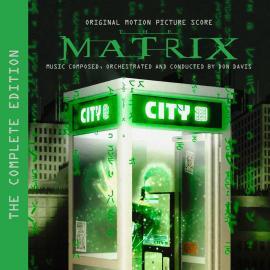 THE MATRIX-THE COMPLETE SCORE -RSD 20 - DON DAVIS