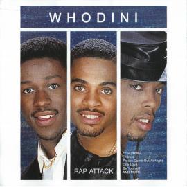 Rap Attack - Whodini