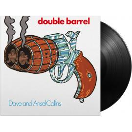 Dave and Ansel Collins / Double Barrel (1LP Black) -