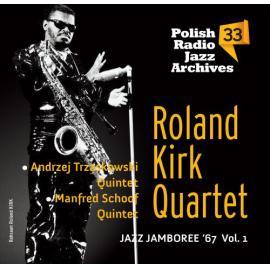 Vol 33  Jazz Jamboree '67 vol. 01 - The Roland Kirk Quartet