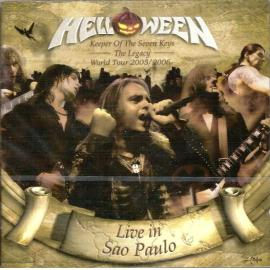 Keeper Of The Seven Keys ― The Legacy ― World Tour 2005/2006 (Live In Sao Paulo) - Helloween
