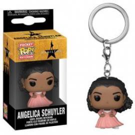 Hamilton: Funko Pop! Keychain - Angelica -