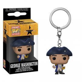 Hamilton: Funko Pop! Keychain - George Washington -