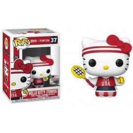 Funko Pop! Sanrio - Hello Kitty Sports Team Usa - Tennisl Hello Kitty -