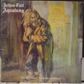 """AQUALUNG (140 GR 12"""" CLEAR-LTD.)-JETHRO TULL -"""