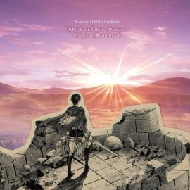 """Attack on Titan"" Season 2 Original Soundtrack - Hiroyuki Sawano"