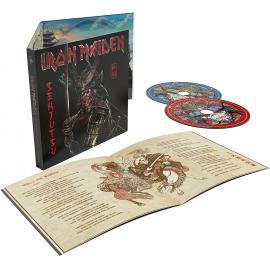 SENJUTSU                  -DIG CD EDIT - Iron Maiden