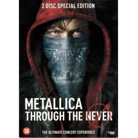 METALLICA-THROUGH THE NEVER -SPEC- -2DVD- -