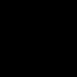 CAPPELLO (UNISEX-U) LOGO (NERO)-U2 -
