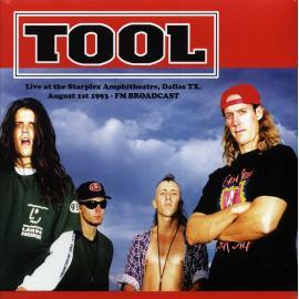 Live At The Starplex Amphitheatre, Dallas, TX. August 1st 1993 - FM Broadcast - Tool