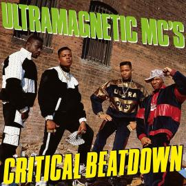 Critical Beatdown (Expanded Edition) (180g) - ULTRAMAGNETIC MC'S