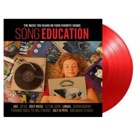 SONG EDUCATION - VARIOUS ARTISTS