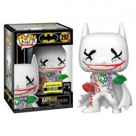 Dc Comics: Funko Pop! Heroes - Batman - The Joker Is Wild (Ltd.) (Vinyl Figure 292) -