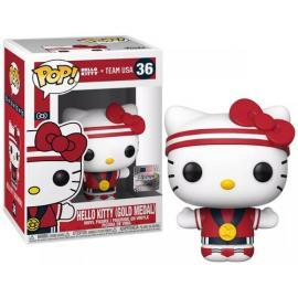 Funko Pop! Sanrio - Hello Kitty Sports Team Usa - Basketball Hello Kit -