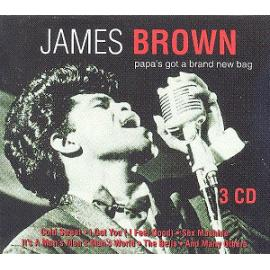 JAMES BROWN.- PAPA'S GOT A BRAND NEW BAG -
