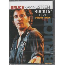 ROCKIN' LIVE FROM ITALY..-SPRINGSTEEN, BRUCE -