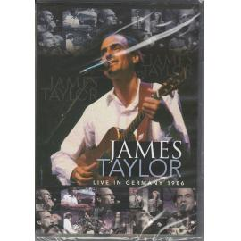 JAMES TAYLOR.- LIVE IN GERMANY 1986 -
