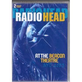 At The Beacon Theatre, NYC 2003 - Radiohead