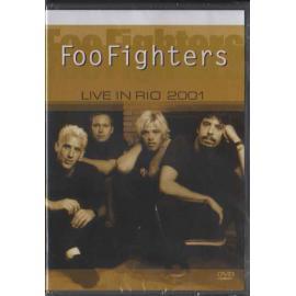 Live In Rio 2001 - Foo Fighters