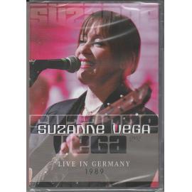 Live In Germany 1989 - Suzanne Vega