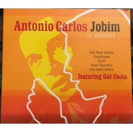 Antonio Carlos Jobim in Concert - Antonio Carlos Jobim