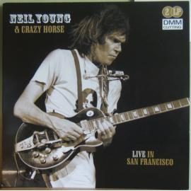 Live In San Francisco - Neil Young & Crazy Horse