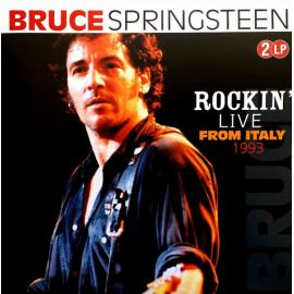 BRUCE SPRINGSTEEN-Rockin' Live From Italy 1993 -