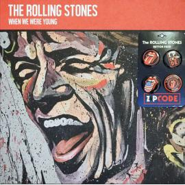 When We Were Young. The Early Gigs Live From The Radio Shows - The Rolling Stones