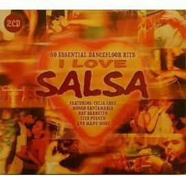 50 Essential Dancefloor Hits I Love Salsa - Various Production