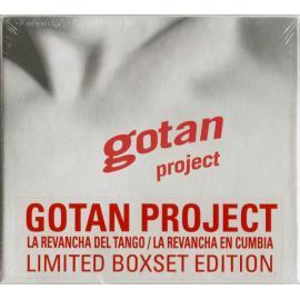 La Revancha Del Tango / La Revancha En Cumbia - Gotan Project