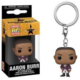 Hamilton: Funko Pop! Keychain - Aaron Burr -