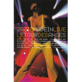 Made In Live - Le Tour Des Anges - Zazie
