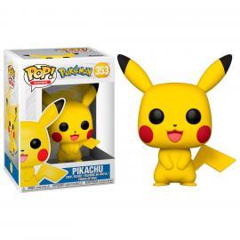 Funko - Games: Pokemon (Pikachu) POP! Vinyl /Toys -